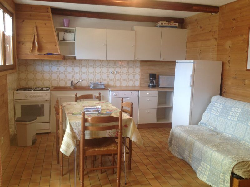 Coin cuisine Location Appartement 111695 La Toussuire