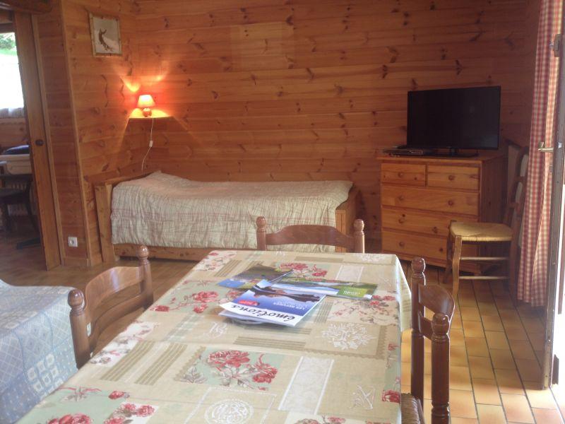 Séjour Location Appartement 111695 La Toussuire