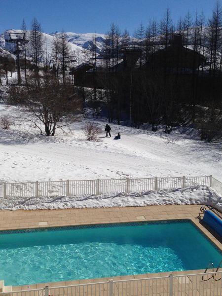 Piscine Location Appartement 111769 Alpe d'Huez
