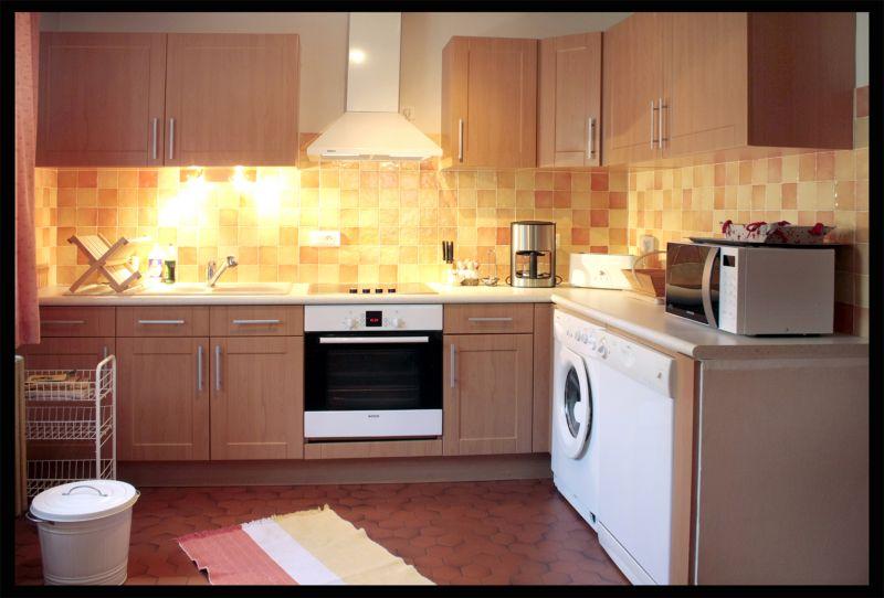 Cuisine indépendante Location Appartement 112350 Saint Lary Soulan