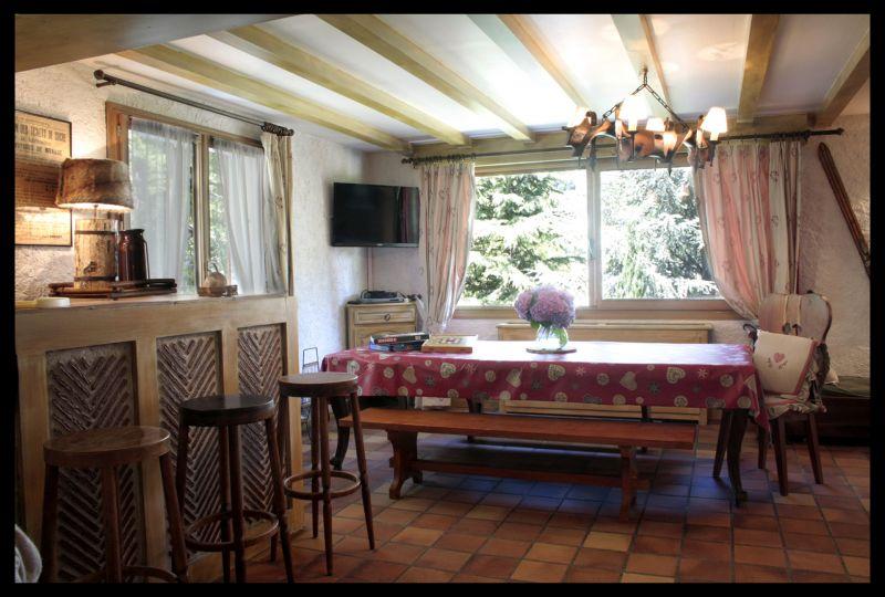 Salle à manger Location Appartement 112350 Saint Lary Soulan