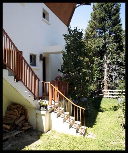 Entrée Location Appartement 112350 Saint Lary Soulan