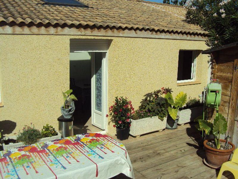 Terrasse Location Maison 112386 Portiragnes