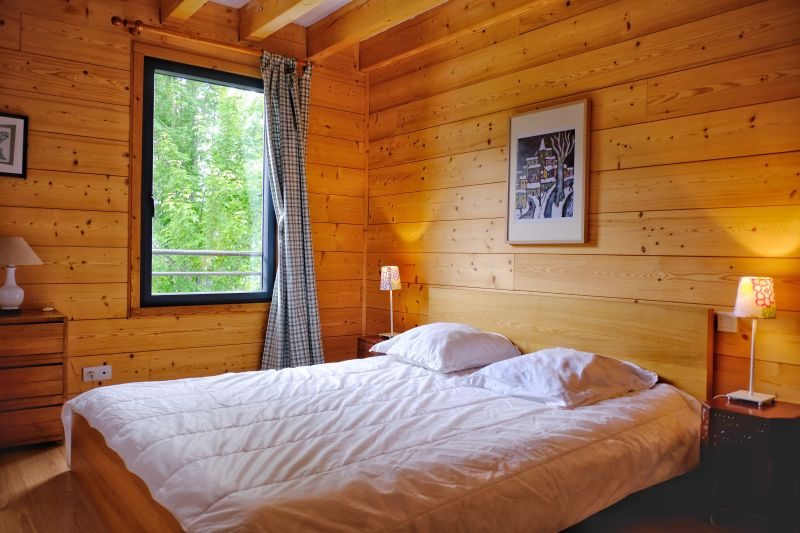 chambre 1 Location Chalet 113520 Jausiers