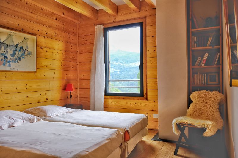 chambre 2 Location Chalet 113520 Jausiers