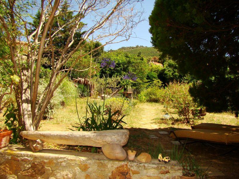 Jardin Location Gite 113958 Hyères