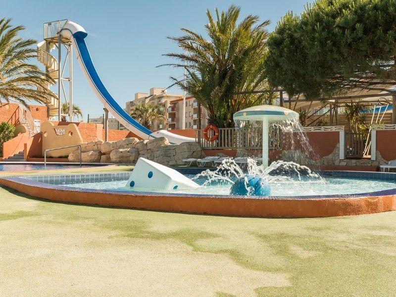 Piscine Location Mobil-home 115155 Canet-en-Roussillon
