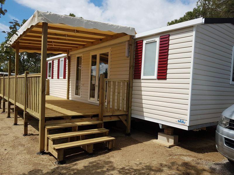 Terrasse Location Mobil-home 115155 Canet-en-Roussillon