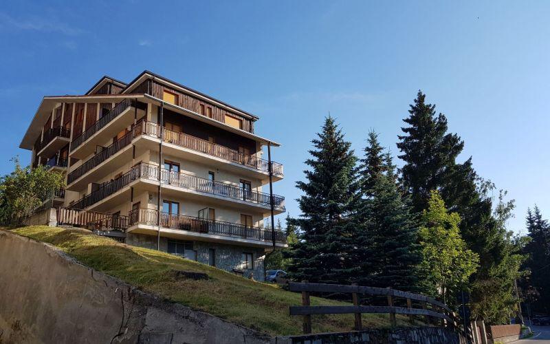 Vue extérieure de la location Location Appartement 116279 Sauze d'Oulx