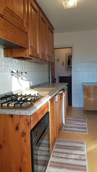 Cuisine indépendante Location Appartement 116279 Sauze d'Oulx