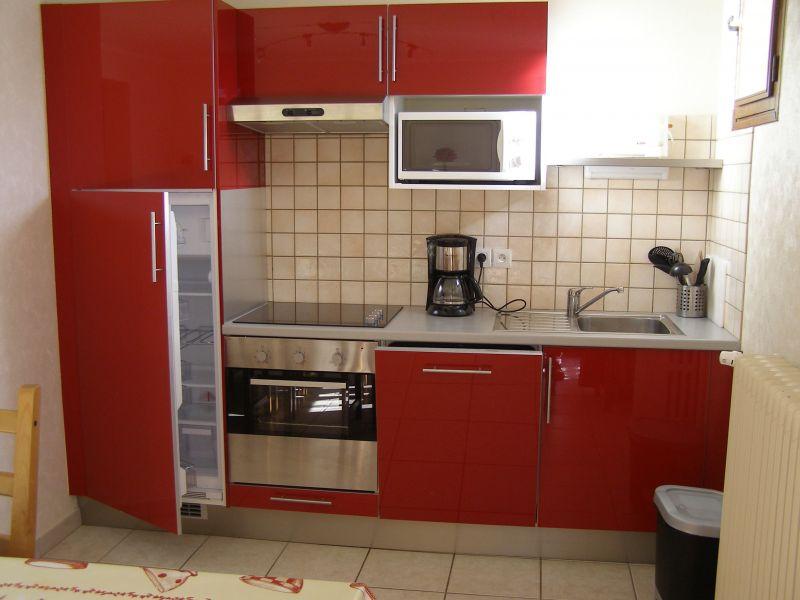 Coin cuisine Location Appartement 116507 La Toussuire