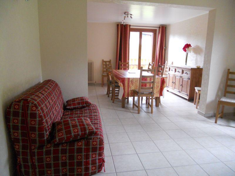 Salle à manger Location Appartement 116507 La Toussuire