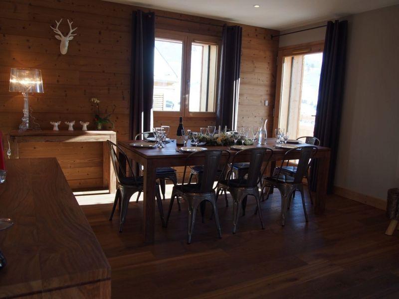 Salle à manger Location Chalet 116881 Les 2 Alpes