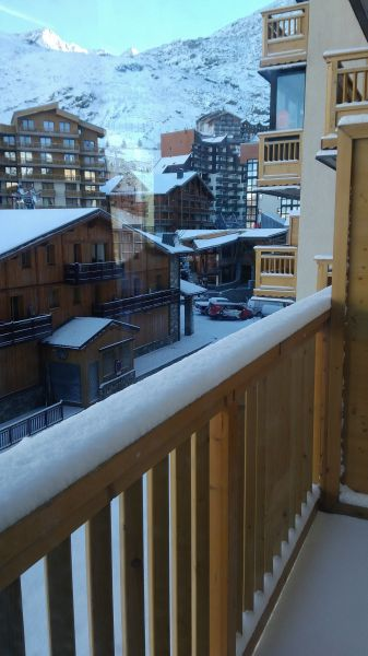 Balcon Location Appartement 117439 Val Thorens