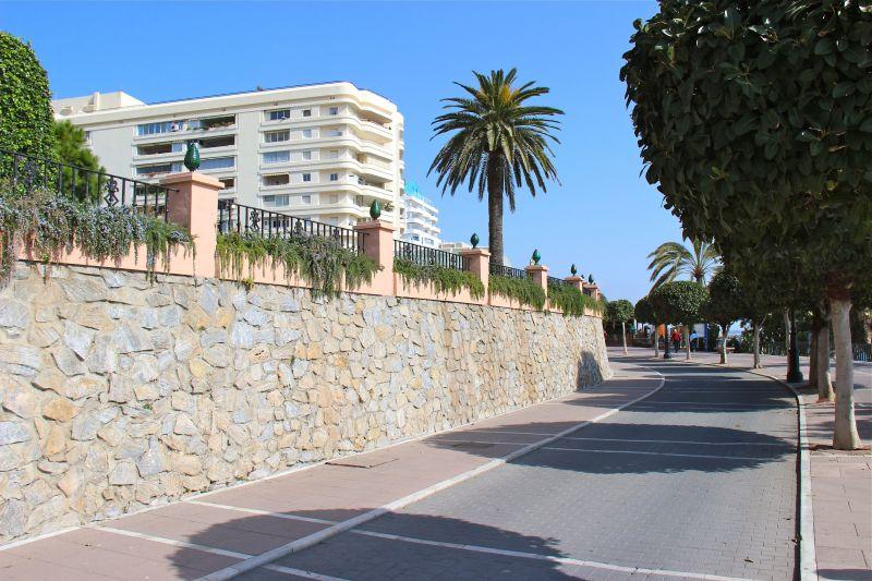 Vue extérieure de la location Location Appartement 118448 Marbella