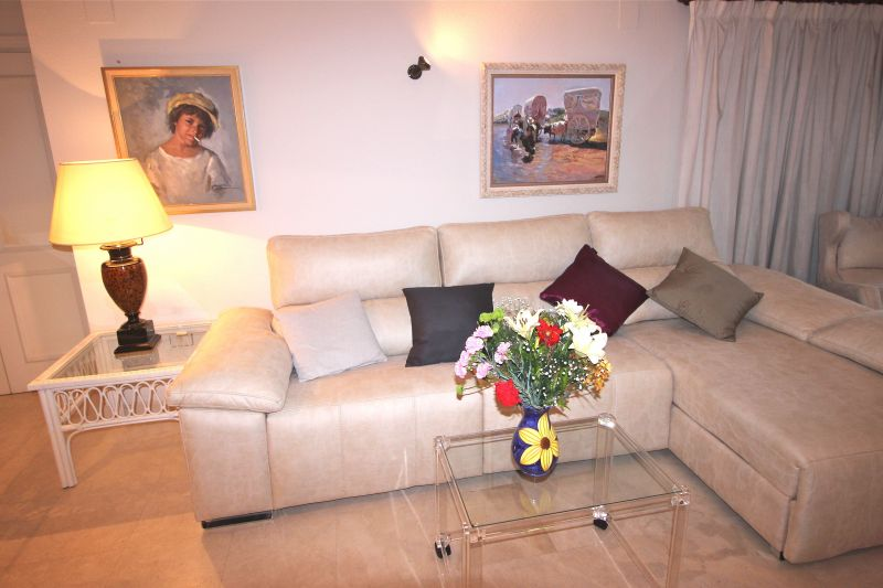 Salon Location Appartement 118448 Marbella
