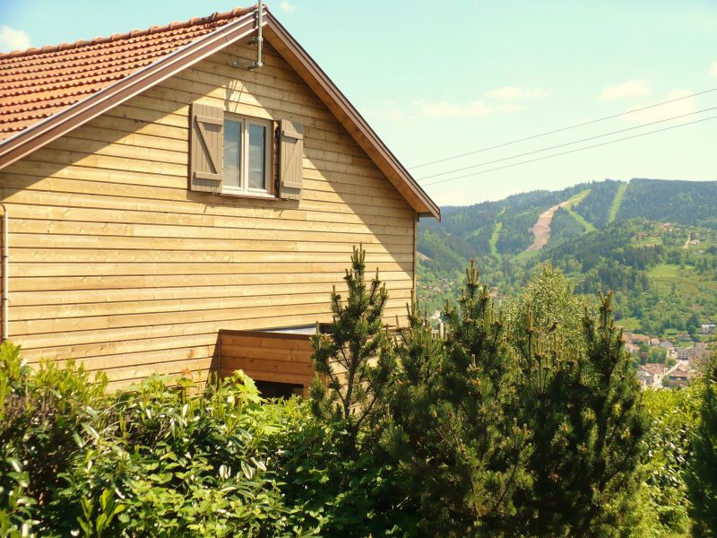 Vue extérieure de la location Location Chalet 118553 Gérardmer