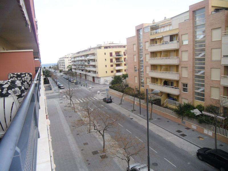 Vue du balcon Location Appartement 119916 Torre del Mar