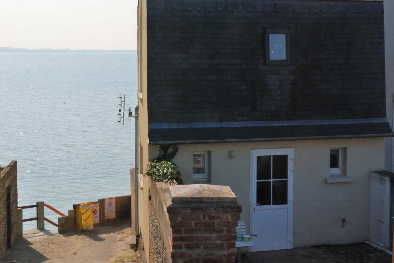 Vue extérieure de la location Location Maison 64382 Le Crotoy