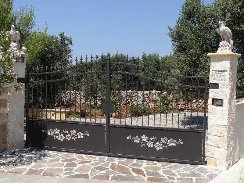 Entrée Location Villa 64390 Santa Maria di Leuca