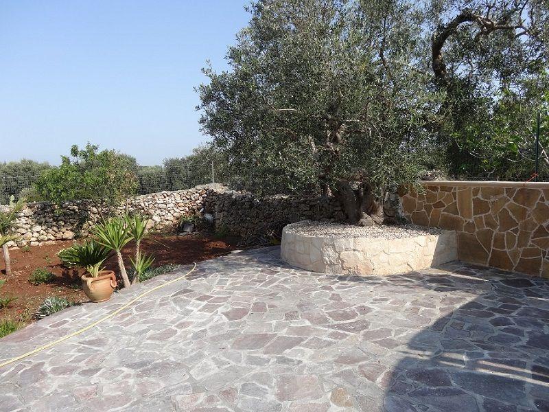 Vue extérieure de la location Location Villa 64390 Santa Maria di Leuca