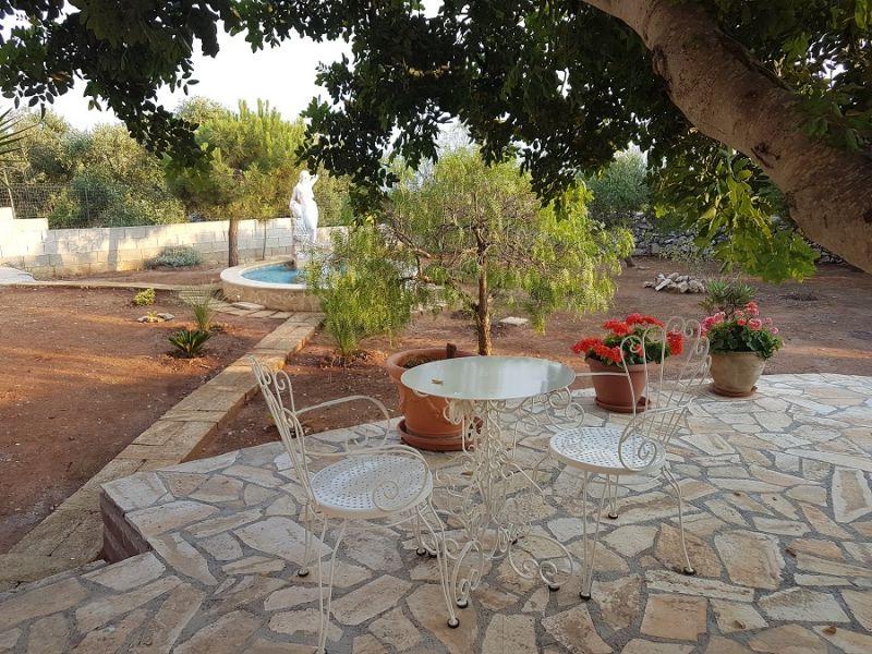 Vue du balcon Location Villa 64390 Santa Maria di Leuca