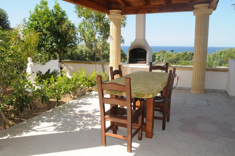 Cuisine d'été Location Villa 64390 Santa Maria di Leuca