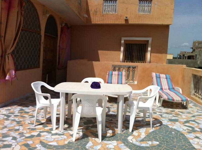 Terrasse Location Villa 68147 Toubab Dialaw