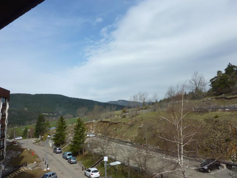 Vue du balcon Location Studio 68518 Villard de Lans - Corrençon en Vercors