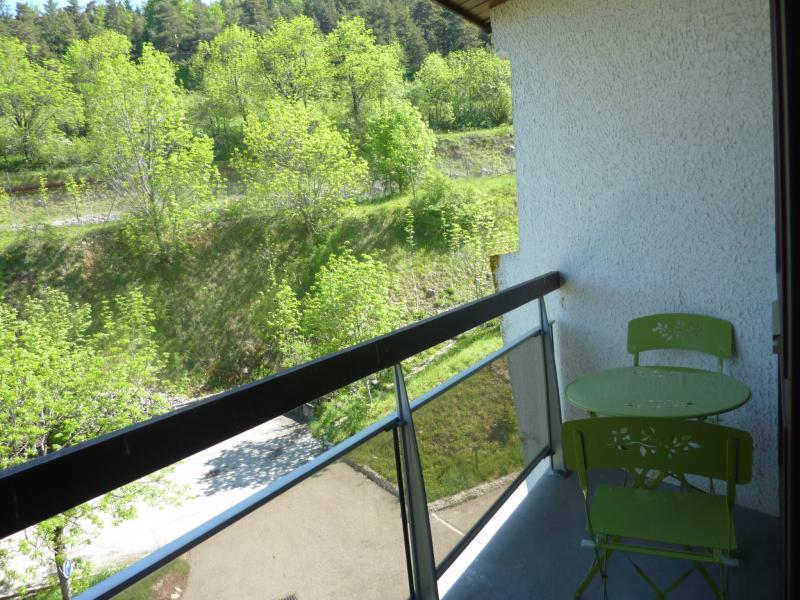 Balcon Location Studio 68518 Villard de Lans - Corrençon en Vercors