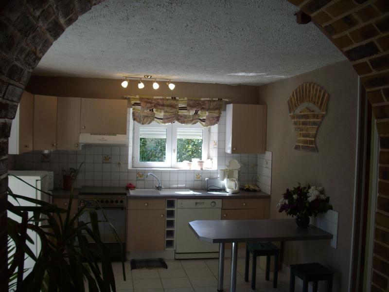 Cuisine indépendante Location Gite 68684 Mont Saint Michel