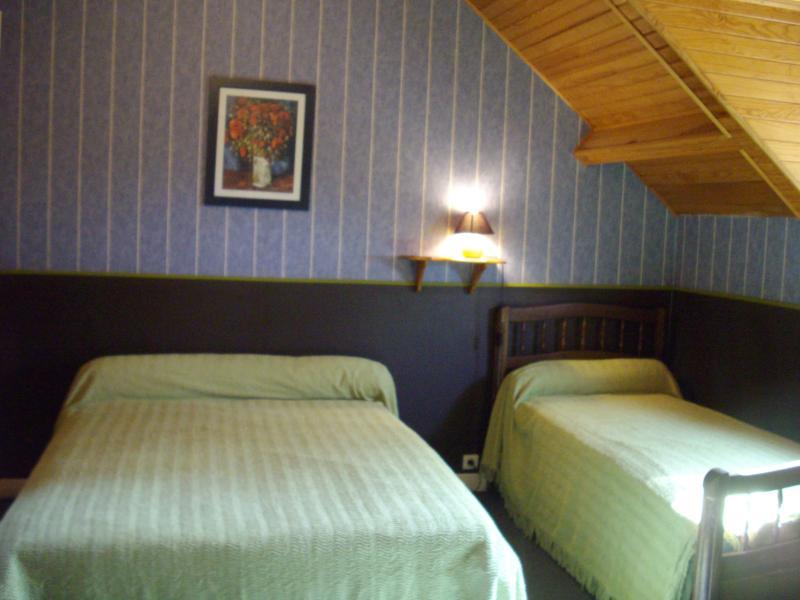 chambre 2 Location Gite 68684 Mont Saint Michel