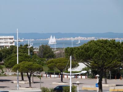 Vue depuis la location Location Studio 68859 Port Camargue