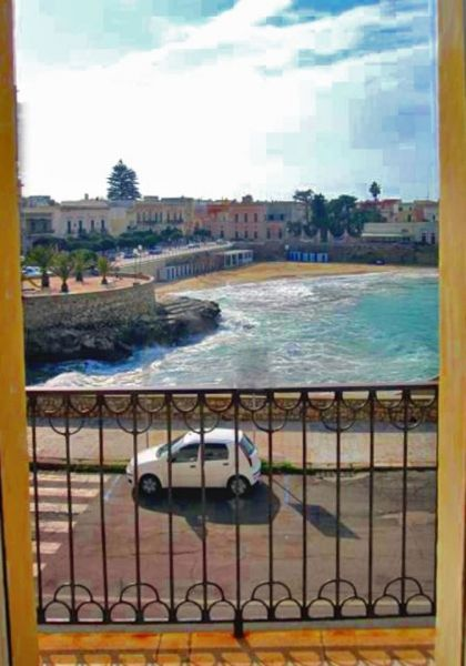 Vue du balcon Location Appartement 69201 Santa Maria al Bagno
