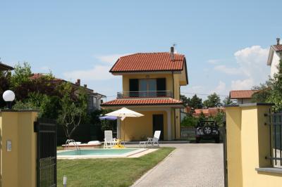 Vue depuis la location Location Maison 70340 Viareggio