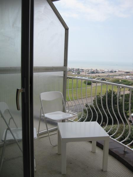 Terrasse Location Studio 71644 Le Touquet