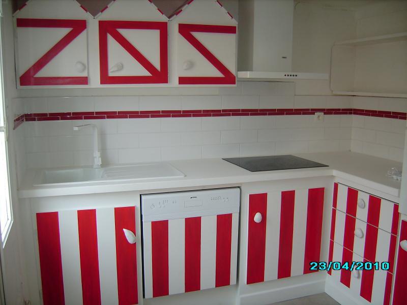 Cuisine indépendante Location Appartement 73638 Saint Cyprien Plage