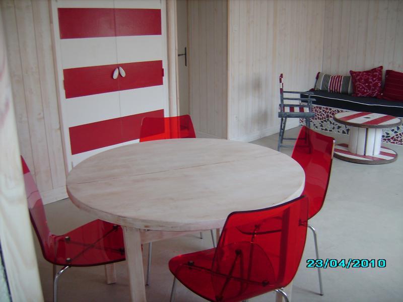 Salle à manger Location Appartement 73638 Saint Cyprien Plage