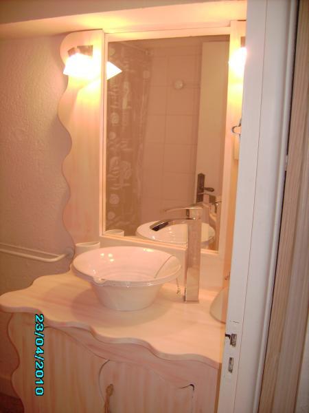 Salle d'eau Location Appartement 73638 Saint Cyprien Plage