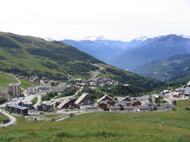 Vue à proximité Location Appartement 74101 Saint François Longchamp