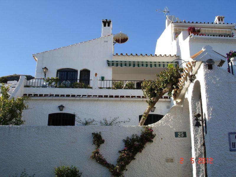 Vue extérieure de la location Location Maison 76927 Nerja