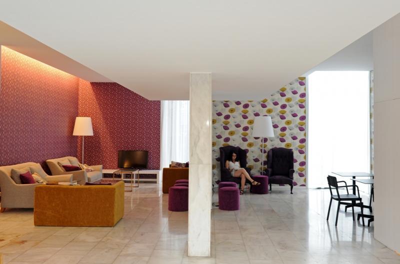 Entrée Location Studio 78026 Funchal
