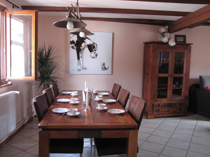Salle à manger Location Appartement 79825 Ribeauvillé