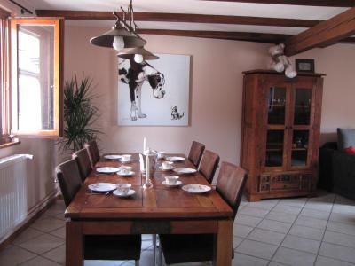Salle � manger Location Appartement 79825 Ribeauvill�