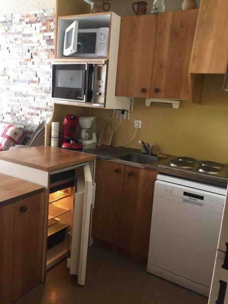 Cuisine américaine Location Appartement 80445 Risoul 1850