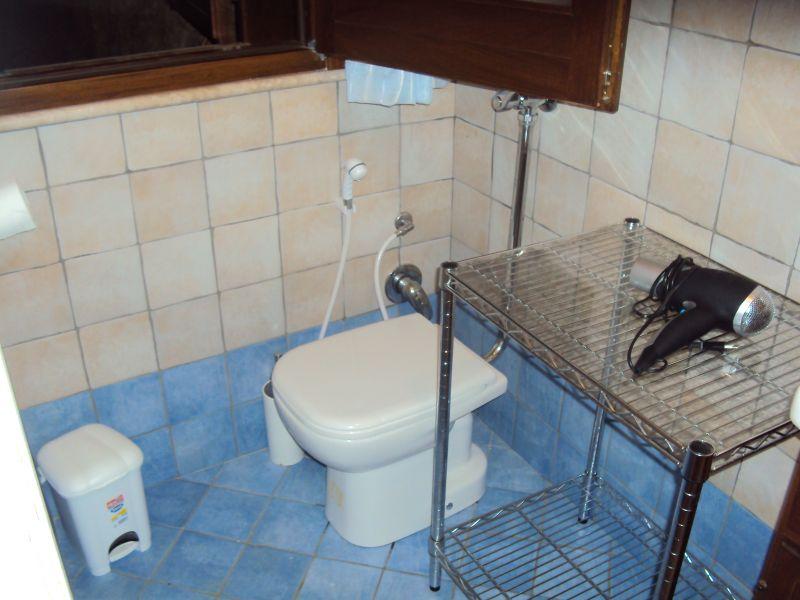 WC séparé Location Appartement 80627 Scopello