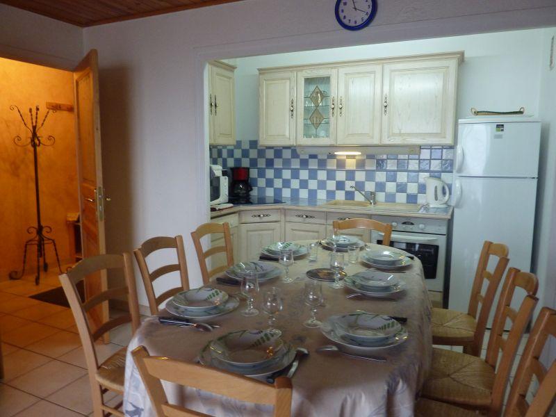 Salle à manger Location Appartement 82325 Alpe d'Huez