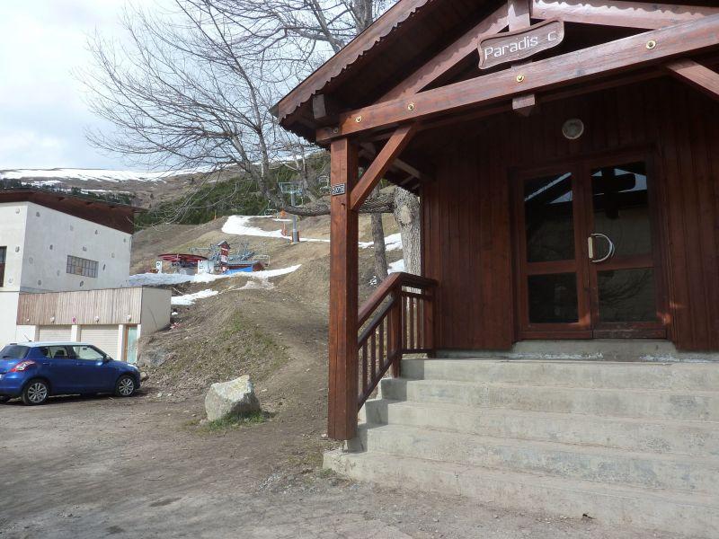 Entrée Location Appartement 82325 Alpe d'Huez
