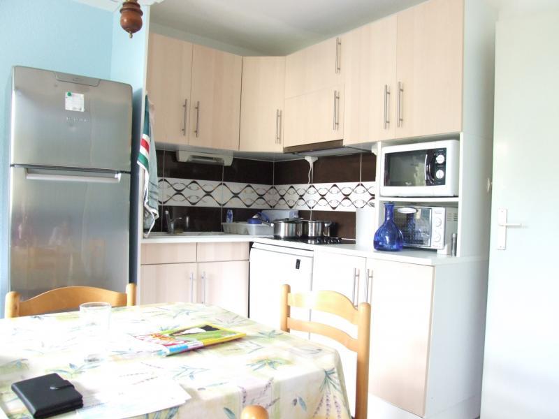 Cuisine d'été Location Appartement 82894 Briançon