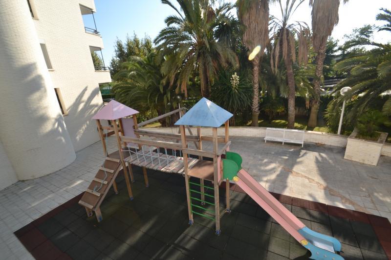 Vue de la terrasse Location Appartement 84060 Salou